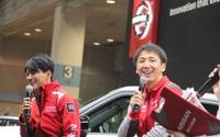 【大阪オートメッセ16】「ギリギリの勝負だった」千代勝正、バサースト12時間を振り返る 画像