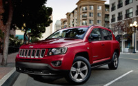 ジープの最廉価4WDモデル、コンパス スポーツ 4×4 発売…329万4000円 画像