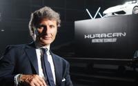 ランボルギーニのヴィンケルマンCEO、アウディ高性能車部門に異動 画像