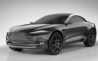 アストンマーティン、英国に新工場…新型クロスオーバー車生産へ 画像