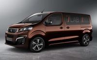 【ジュネーブモーターショー16】プジョーの新商用車、トラベラー …VIPの移動手段を提案 画像