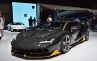 【ジュネーブモーターショー16】ランボルギーニ センテナリオ…限定40台、2億円超えのスーパーカー[詳細画像] 画像