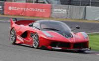 【フェラーリ・レーシングデイズ16】FXX K 日本上陸、1050馬力のパフォーマンスを披露 画像
