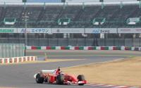 【フェラーリ・レーシングデイズ16】甲高いサウンドが再び鈴鹿に…2台のF1マシンが走行 画像