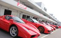 【フェラーリ・レーシングデイズ16】総勢100台以上が鈴鹿に集結、フェラーリづくしの一日に 画像
