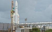 アリアンスペース、ユーテルサットの通信衛星を搭載したアリアン5を打ち上げへ 画像