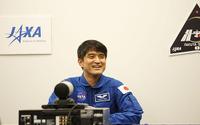 大西宇宙飛行士が記者会見…「スキルアップと家族との時間を大切に、万全の状態で臨む」 画像