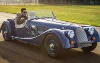 【ジュネーブモーターショー16】モーガン 4/4 に80周年記念車…真鍮のアクセント 画像