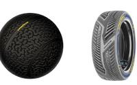 【ジュネーブモーターショー16】グッドイヤー、自動運転向けの球状タイヤなどを公開 画像