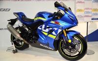 【大阪モーターサイクルショー16】スズキブース、2017 GSX-R1000 や SV650 ラリーコンセプト が登場! 画像