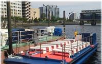 羽田空港=秋葉原間の舟運社会実験を実施…有料乗船者を募集 画像