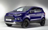 フォード エコスポーツ、インド製からルーマニア製に変更へ…欧州仕様 画像