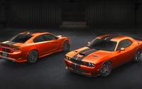【ニューヨークモーターショー16】ダッジ2車に「ゴー・マンゴー」…鮮やかオレンジ 画像