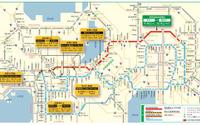 名神集中工事、5月30日~6月4日および6月6日~11日…昼夜連続車線規制など 画像