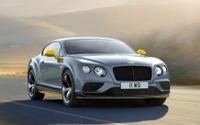 ベントレー コンチネンタル GT スピードに「ブラック」…アクセントが映える 画像