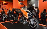 【東京モーターサイクルショー16】KTM 1290 SUPER DUKE GT[詳細画像] 画像