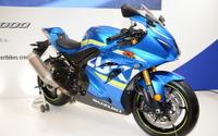 【東京モーターサイクルショー16】スズキ GSX-R1000[詳細画像] 画像