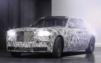 ロールスロイスの新型車、開発順調…ファントム 後継車は2018年初頭 画像