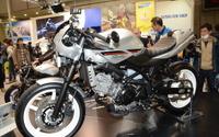 【東京モーターサイクルショー16】スズキ SV650 ラリーコンセプト[詳細画像] 画像