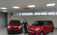 【トヨタ パッソ/ダイハツ ブーン 新型】軽自動車の技術、ボディ外板の樹脂化も 画像
