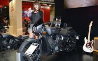 【東京モーターサイクルショー16】ヴィクトリー オクテイン[詳細画像] 画像