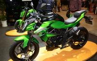 【東京モーターサイクルショー16】カワサキ Z250SL[詳細画像] 画像