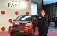 【トヨタ パッソ 新型】マツコ・デラックス、特命社外取締役に就任「ベストな大きさ」 画像