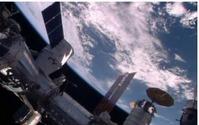 ドラゴン補給船運用8号機の打ち上げ成功…ISSハーモニーに結合 画像