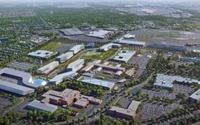 フォード、米本社と周辺を再開発…2つのキャンパスに集約へ 画像