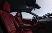 レクサス RX 新型、米10ベストインテリア2016を受賞 画像