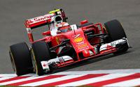 【F1 中国GP】初日フリー走行はライコネンがトップ、フェラーリが速さ見せる 画像