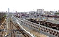 JR貨物、熊本地震の救援物資輸送で臨時貨物列車 画像