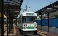 熊本地震による鉄道の運休区間、500km以下に…市電は全線再開 画像