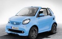 【北京モーターショー16】スマート 新型に「ブラバス」、一挙3車種を初公開へ 画像