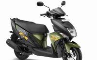 ヤマハ発動機、インド市場に新型スクーター シグナス レイZR 投入 画像