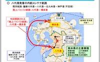 八代港と博多港を結ぶ海上代替航路を臨時開設…被災者に生活支援物資を海上輸送 画像