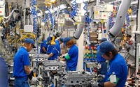ダイハツ、総生産台数が3年ぶりの100万台割れ…2015年度実績 画像