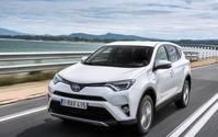 トヨタの欧州ハイブリッド車販売、38%増の7.2万台…1-3月 画像