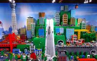 レゴ35万ピースのジオラマが全国を走る…レゴシティ トラックキャラバン、始動 画像