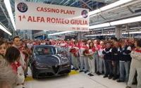 アルファロメオ ジュリア 新型、イタリア工場で生産開始 画像