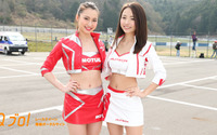 【サーキット美人2016】SUPER GT編『AUTECH Race Queen/MOTUL Circuit Lady』 画像