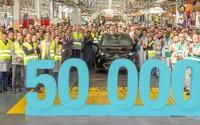 ルノーの小型EV、ZOE が累計生産5万台…3年半で達成 画像