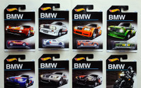 ホットウィール「BMW誕生100周年記念モデル」8車種のディティールを見る 画像