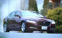 【ジャガー XF ディーゼル 試乗】高級車にディーゼルは当たり前の時代に…中村孝仁 画像