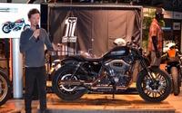 ハーレーダビッドソン、南仏マルセイユで新型「ロードスター」を初披露 画像
