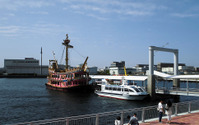 千葉港の新たな旅客船ターミナル、45分のクルーズ船から[フォトレポート] 画像