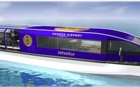 舟運社会実験「横浜=羽田=水道橋」の有料乗船参加者を募集…新船「Jetsailor号」が就航 画像