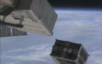 国際宇宙ステーション「きぼう」からフィリピン第1号超小型衛星の放出に成功 画像