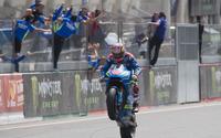 【MotoGP 第5戦フランス】スズキが8年ぶり表彰台…ワークス復帰後で初 画像