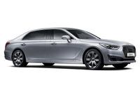 ヒュンダイの高級車ブランド「ジェネシス」、最上級車にリムジン 画像